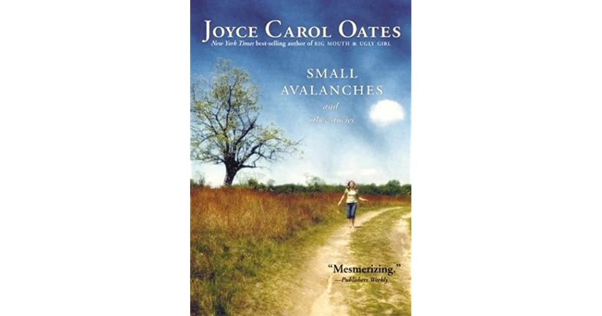 life after high school joyce carol oates