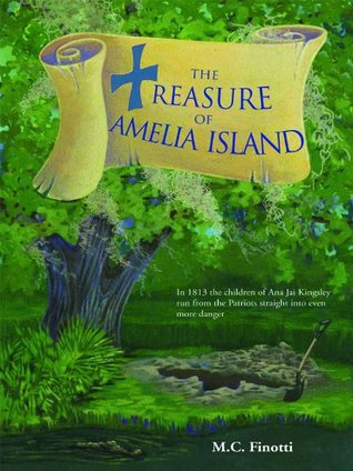 The Treasure of Amelia Island (Florida Historical Fiction for Youth)