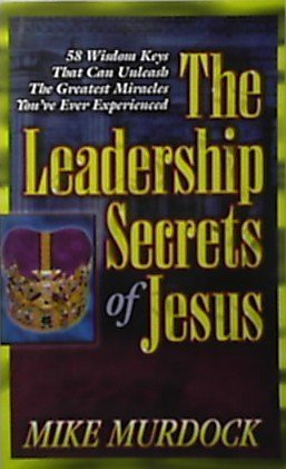 The Jesus Book - Mike Murdock