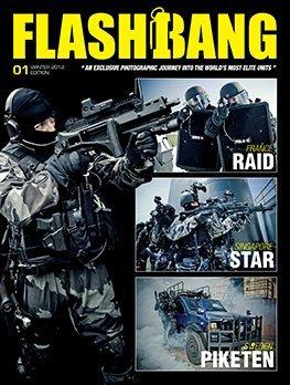 FLASHBANG Magazine : Winter 2012 Edition