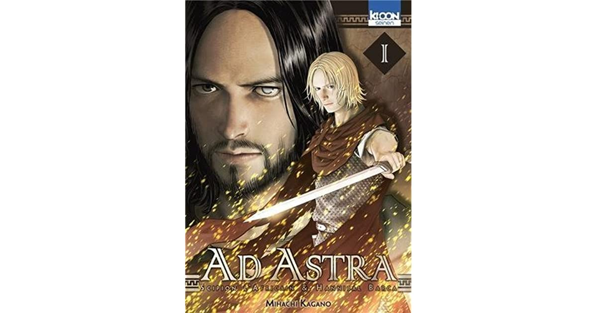 Ad Astra Ad Astra 1 By Mihachi Kagano
