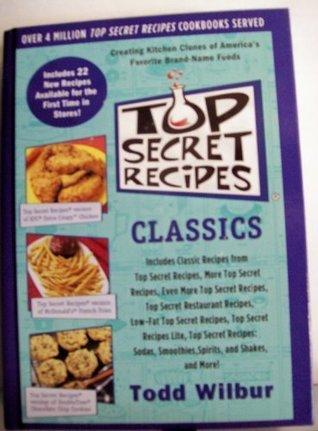 Top Secret Recipes Classics
