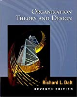 Organization Theory Design By Richard L Daft