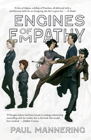 Engines of Empathy by Paul Mannering