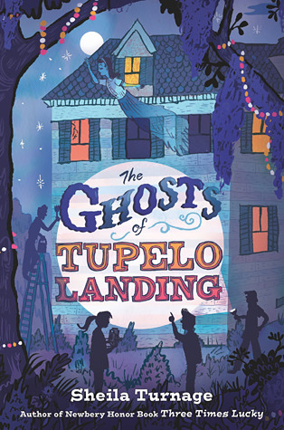 The Ghosts of Tupelo Landing (Mo & Dale Mysteries, #2)