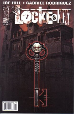 Locke & Key: Welcome to Lovecraft #1