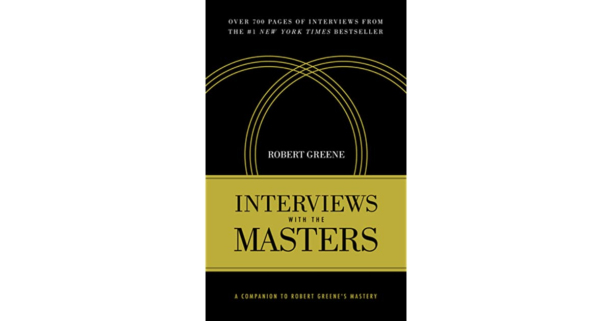 Robert Greene Books