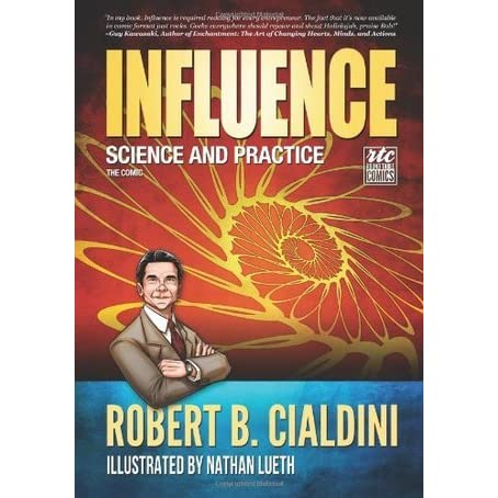 Books by Robert B. Cialdini (Author of Influence)