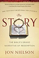 The Story: The Bible's Grand Narrative of Redemption, One Year Daily Devotional for Students