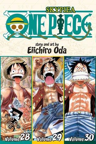 One Piece: Skypeia 28-29-30, Vol. 10