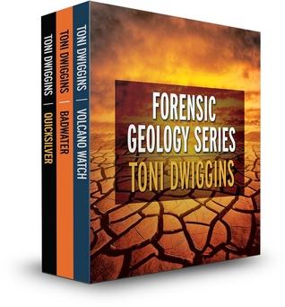 The Forensic Geology Box Set By Toni Dwiggins