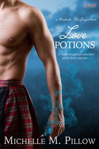 Love Potions (Warlocks MacGregor, #1)