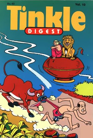 Assorted Tinkle Digest Pack 05 ( Amar Chitra Katha Comics )