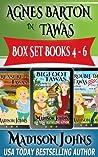 Agnes Barton In Tawas Box Set (Agnes Barton Senior Sleuths Mystery, #4-6)