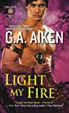 Light My Fire (Dragon Kin, #7)