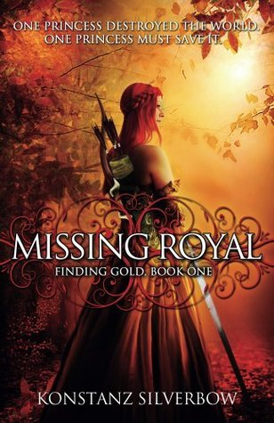 Missing Royal by Konstanz Silverbow