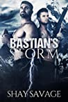 Bastian's Storm (Surviving Raine, #2)
