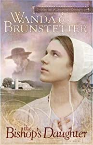 The Bishop's Daughter (Daughter of Lancaster County, #3)