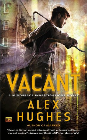 Vacant (Mindspace Investigations, #4)