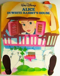 Alice in the White Rabbits House