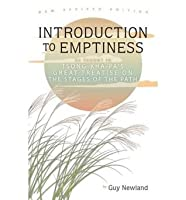 Introduction to Emptiness: As Taught in Tsong-Kha-Pa's Great Treatise on the Stages of the Path (Paperback) - Common