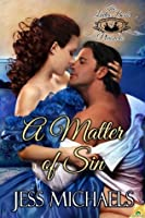 A Matter of Sin (The Ladies' Book of Pleasures, #1)