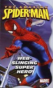 Web-Slinging Super Hero (The Amazing Spiderman)