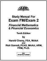 asm study manual exam fm exam 2 11th edition by harold cherry rh goodreads com Exam FM Syllabus Pass Exam FM