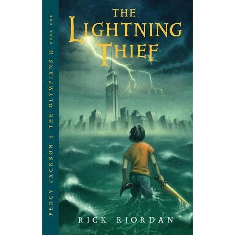 The Lightning Thief Percy Jackson And The Olympians 1 By Rick Riordan R