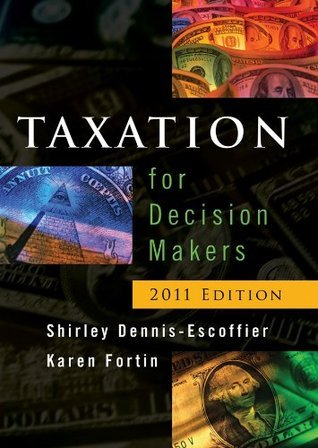 Taxation for Decision Makers
