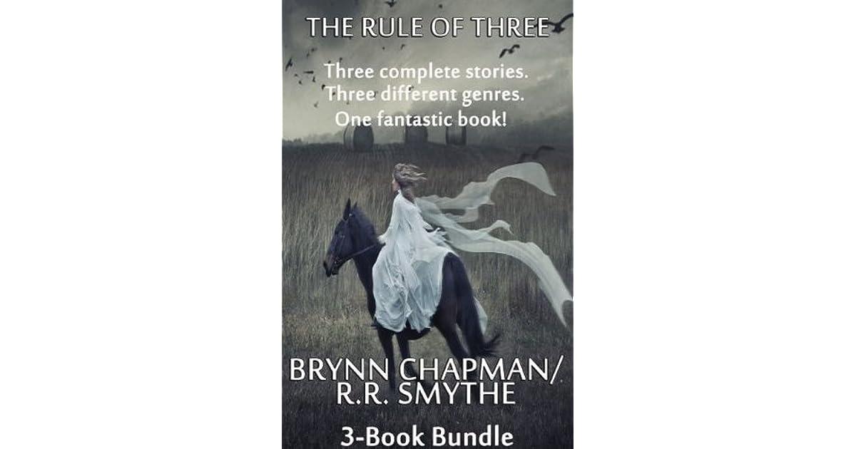 The Rule Of Three By Brynn Chapman