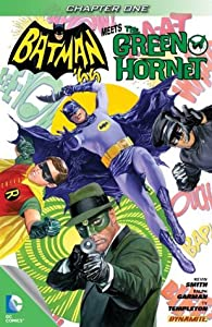 Batman '66 Meets the Green Hornet #1 (Batman '66/Green Hornet)