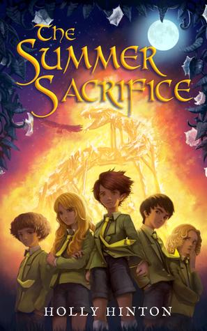 The Summer Sacrifice (Master Game, #1).