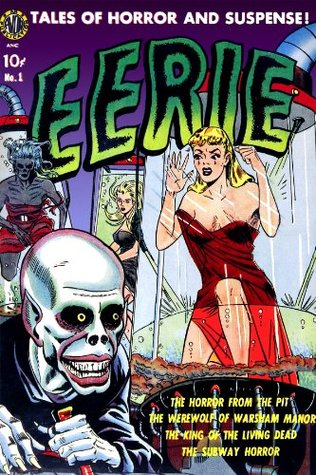 Eerie Comics, Number 1, The Horror from the Pit