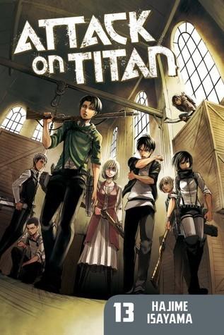 Attack on Titan, Vol. 13