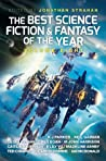 Book cover for The Best Science Fiction and Fantasy of the Year, Volume 8