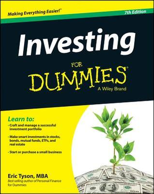 investments for dummies reviews of london