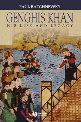 Genghis Khan by Paul Ratchnevsky