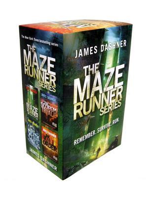 Ebook The Maze Runner Series The Maze Runner 1 4 By James Dashner