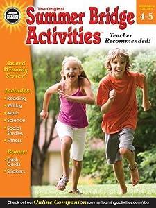 Summer Bridge Activities, Grades 4 - 5