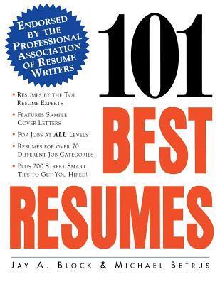 Expert resume writing 101
