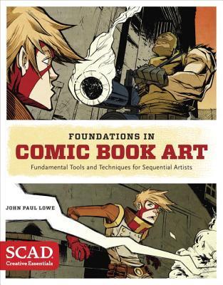 Foundations in comic book art scad creative essentials pdf