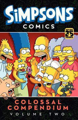 Simpsons Comics Colossal Compendium: Volume 2