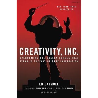creativity inc audiobook