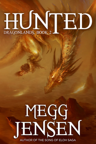 Hunted (Dragonlands, #2)