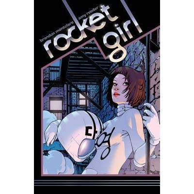 9121 ROCKET GIRL #8 VF//NM