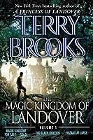 The Magic Kingdom of Landover: Volume 1