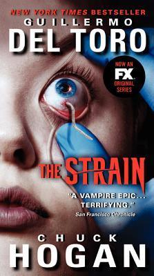 The Strain by Guillermo del Toro & Chuck Hogan