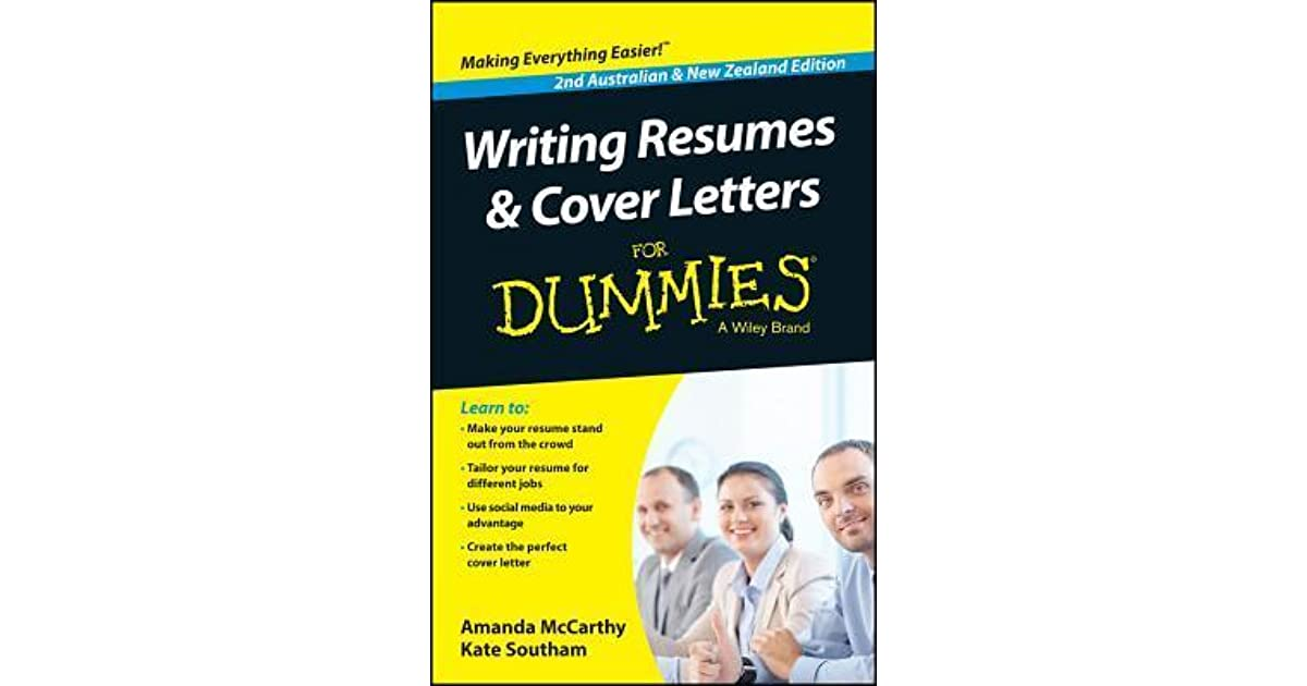 letter writing for dummies However, before you embark on your new journey you need to write your resignation letter how to write a resignation letter - seek career advice seek.