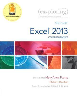 Exploring Microsoft Excel 2013, Comprehensive